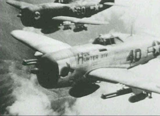 Fig 1 – A2G WW2 Style