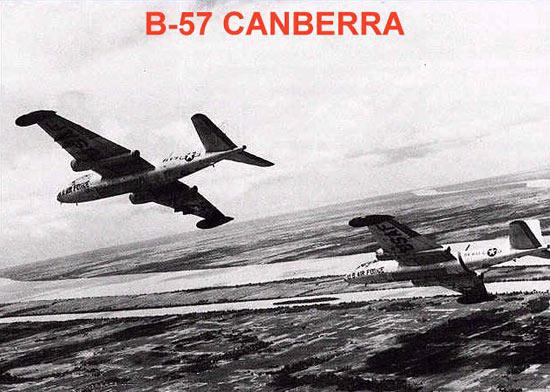 Fig 5 - B-57 Canberra
