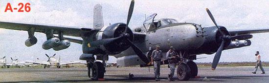 Fig 6 - A-26 Invader