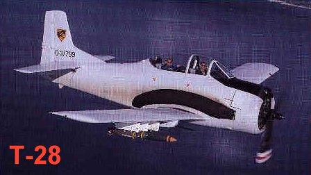 Fig 7 - T-28 Trojan