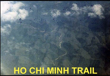 Fig 9 - The Ho Chi Minh Trail