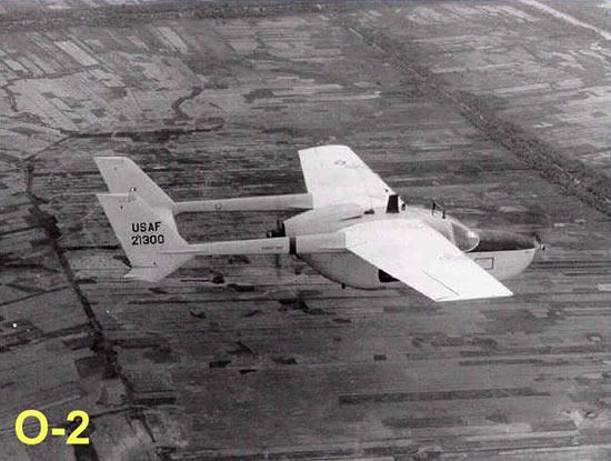 Fig 12 - O-2 Skymaster