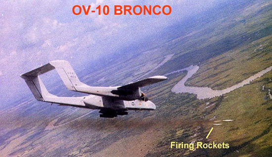 Fig 13 - OV-10 Bronco