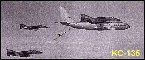 Fig 15 - KC-135 Stratotanker