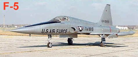 Fig 21 - F-5 Freedom Fighter