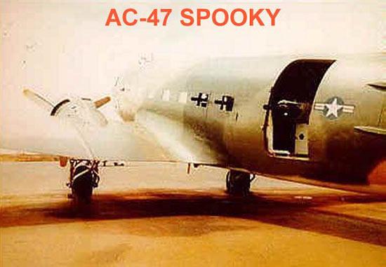Fig 25 - AC-47 Spooky