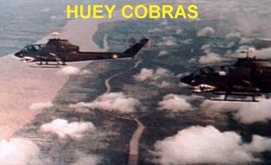 Fig 29 - AH-1 Huey Cobra