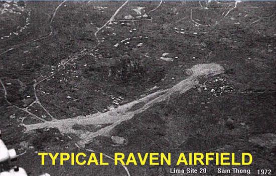 Fig 36 - Raven 'Base'