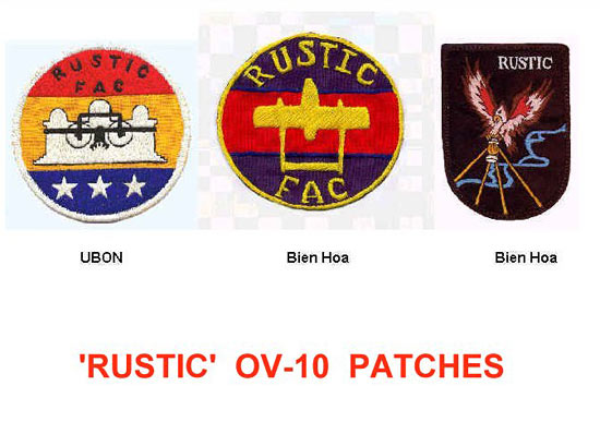 Fig 37 - Rustic Patches