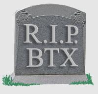 Bye-bye BTX.