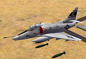 Strike Fighters: Project 1 and Wings Over Vietnam modding communities have been busy!