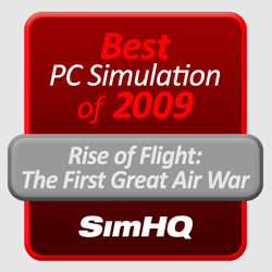 Best PC Simulation of 2009