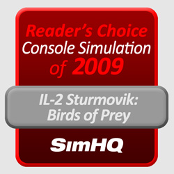 Best Console Simulation of 2009