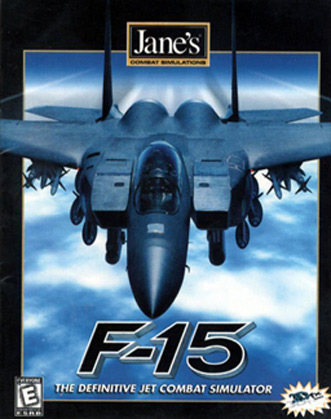 Jane's F-15 box