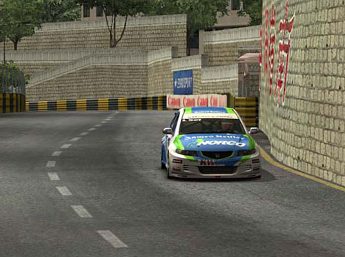 RACE 07™ The Official WTCC Game