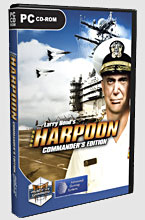 Larry Bond's Harpoon - Commanders Edition