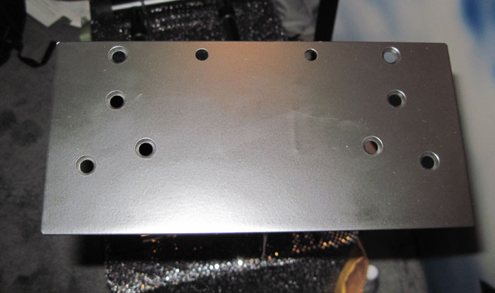 WSP mounting plate