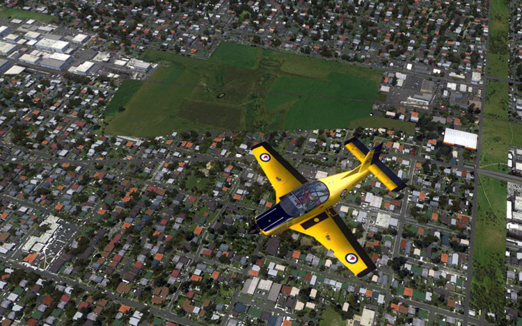 ORBX FTX New Zealand South Island Scenery
