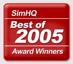 SimHQ's Best of 2005