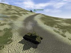 T-34 Kills Super Sherman