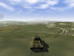 T-34 Long Distance View