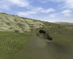 Ambush point in site.