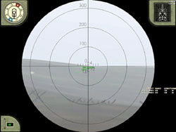 Sergei targeting RPG gunner.