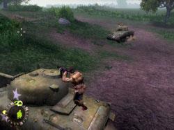 Tank ride.