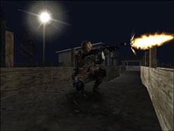 AA - saw gunner.