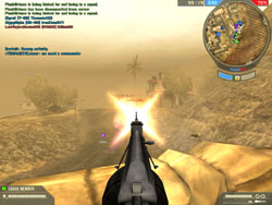 Battlefield 2 Screenshot.