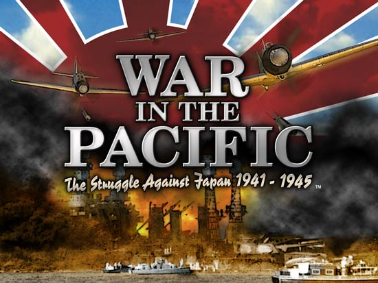 War in the Pacific.