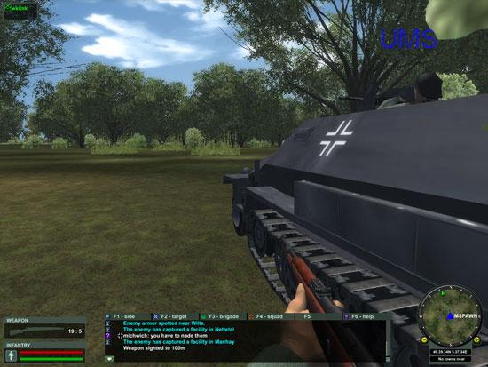 Battleground Europe: Halftrack.