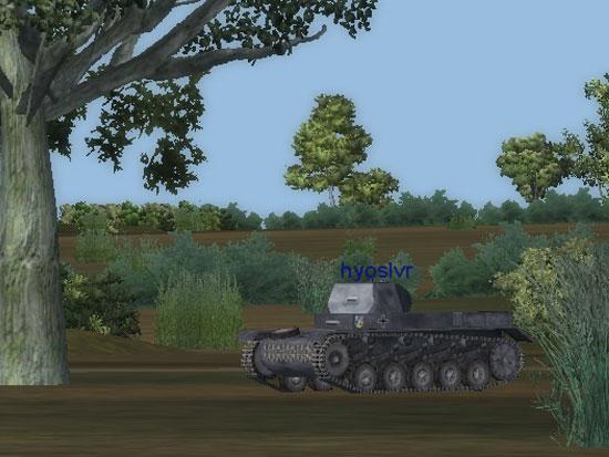 Battleground Europe: hyosilvr.