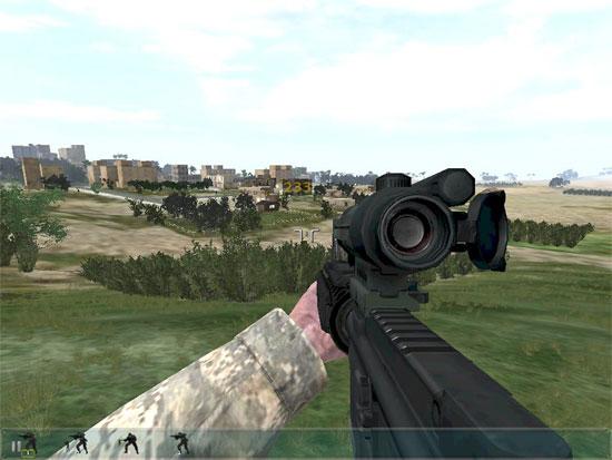 Armed Assault: Capture the Flag