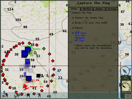 Armed Assault: Capture the Flag