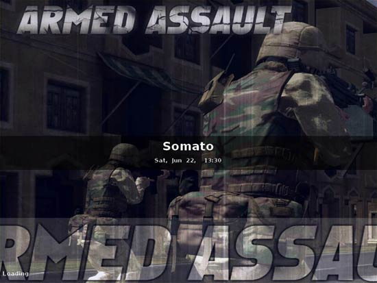Armed Assault Demo