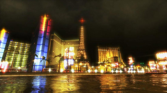The Las Vegas Strip never looked any better.
