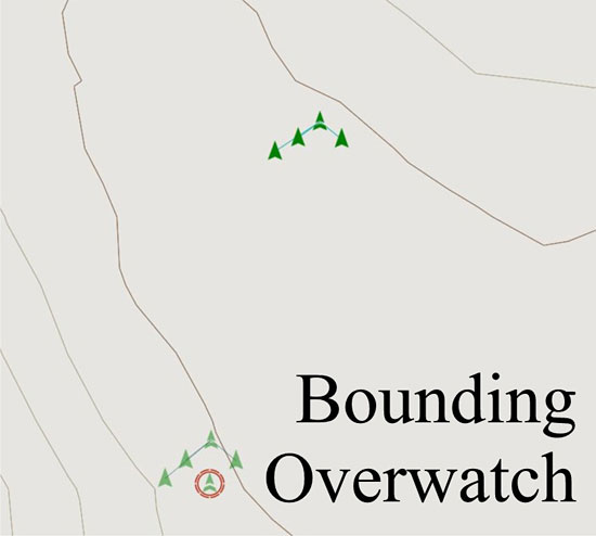 Bounding Overwatch Movement