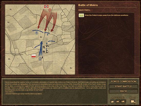 Theatre of War Battle