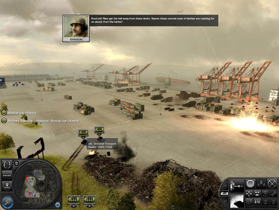 World in Conflict from Sierra (and Massive Entertainment)
