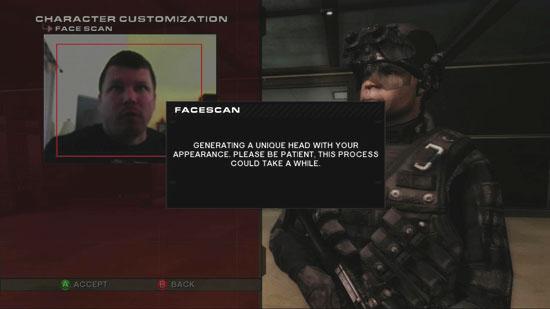 Facescan