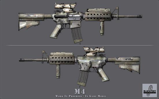 M4 (work-in-progress)