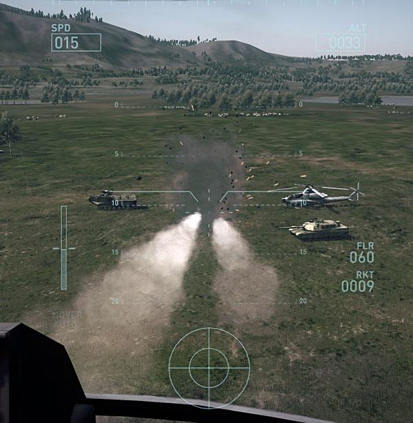 Rockets Inbound
