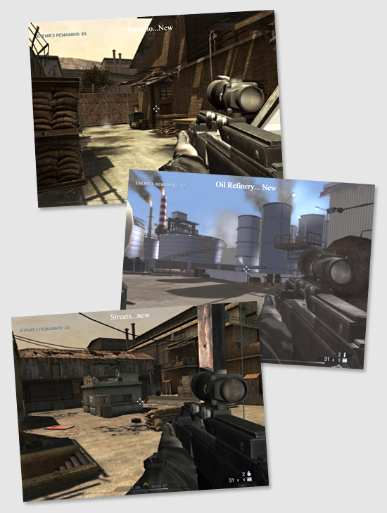 Compare these images with the ones on page 3 from the same map.
