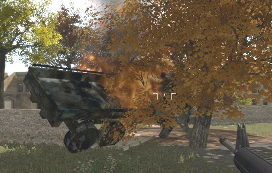 SimHQ Feature -It's WARFARE! in the Armed Assault Update