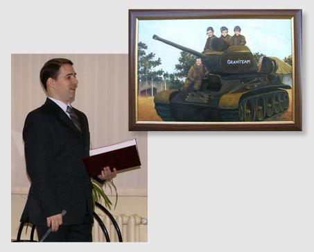 Alexander Boykov presents