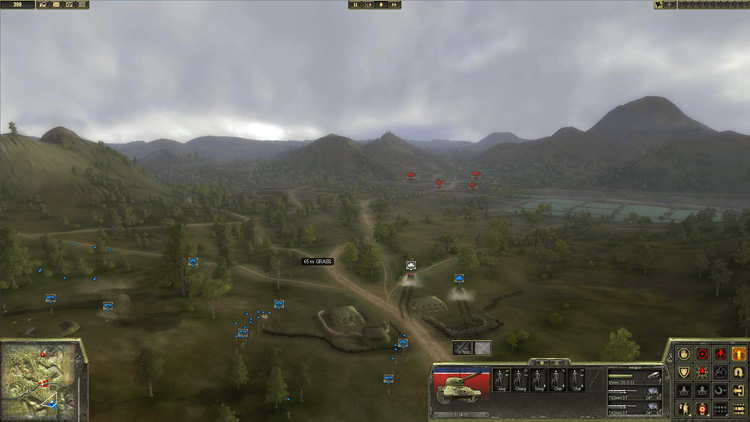 Theatre of War 3: Korea - Campaign - The Leap of the Tiger