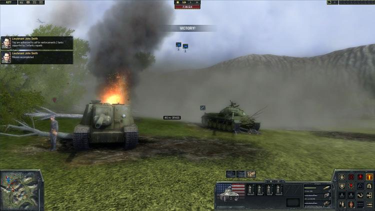 Theatre of War 3: Korea - American Victory