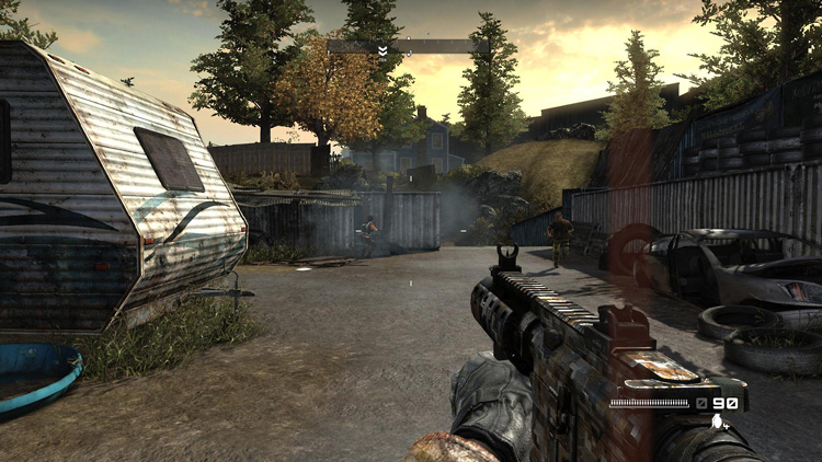 Homefront's graphics