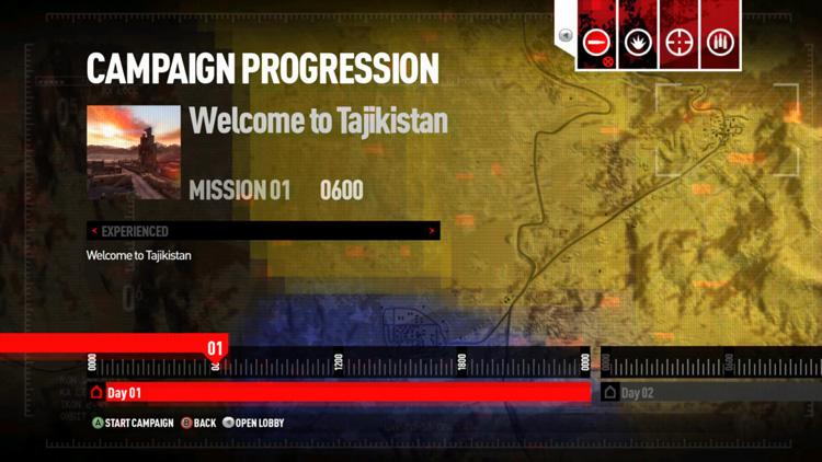 Campaign Progress